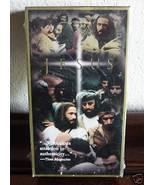 Jesus VHS Video Dir by Peter Sykes & John Kirsh NEW - $8.99