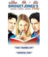 Bridget Jones Diary VHS Video Movie Renee Zellweger EUC - $4.74