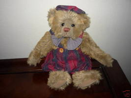 Ganz Cottage Collectibles Teddy Bear ~ Dempster ~ MWOT - $23.87