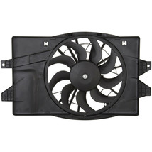 RADIATOR A/C SINGLE FAN CH3115102 FOR 93 94 95 DODGE CHRYSLER PLYMOUTH image 2