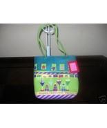Liz Claiborne Santa Babies Holiday Tote Bag Martini NWT - $12.43