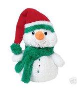 Ty Beanie Babies Jingle Beanies ~ Melton ~ Snowman MWT - $5.77