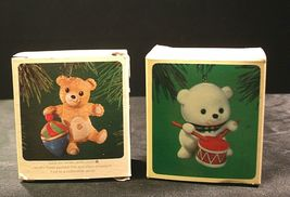Hallmark Handcrafted Ornaments AA-191778 Collectible (2 Pieces ) image 3
