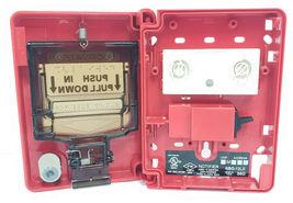HONEYWELL NOTIFIER NBG-12LX FIRE ALARM PULL STATION IDP-PULL-SA NBG12LX image 4