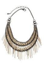 $150 Amrita Singh Chicomo Necklace  - $1.159,76 MXN