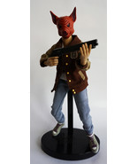 Hotline Miami Jacket Figure 1/6 Scale, Mask Heads Tony Aubrey Richard + ... - $319.99