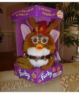 Original 1999 FURBY K B Toys Special Limited Edition Reindeer Furby NRFB - $59.99