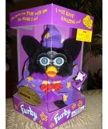Original 1999 FURBY Toys R Us  Special Limited Edition Wizard Furby NRFB  - $59.99