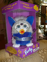 Original 1999 FURBY Special Millennium Edition NRFB NEW IN BOX - $59.99