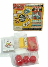 MAGIC KIT Ridleys Magic 5 Amazing Tricks Ages 8 And Up 2017 NEW IN BOX - $23.74