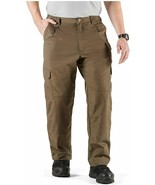 MENS TACLITE PRO PANTS STYLE 74273 LIGHT WEIGHT DURABLE TUNDRA 28X36 - $58.79