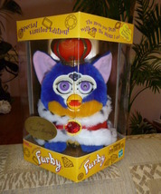 Original 2000 FURBY Your Royal Majesty Special Limited Edition Furby NRFB - $59.99