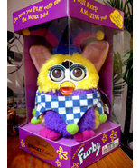 Original Court Jester FURBY 1999 Special Target Limited Edition NRFB NEW... - $99.99