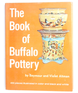 Book Buffalo Pottery Altmen book collecting 1st edition Willow china - $12.00