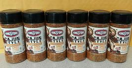 Kingsford Cajun Style All Purpose Seasoning 2.75 oz Exp 2/2026 Lot of 6 New - $32.67