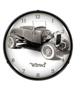 "Collectable Sign and Clock TO711154 14"" Wired Lighted Clock - $129.95"