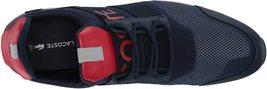 Lacoste Men's Premium Sport Menerva Elite 120 CMA Textile Sneakers Shoes image 8