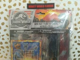 JURASSIC WORLD Fallen Kingdom FAVOR PACK (48pc) ~ Birthday Party Supplies Toys image 4