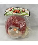Darice Mitzi Doll Head and Hands Red Hair - $3.95