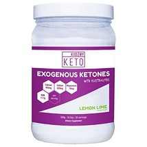 Kiss My Keto Exogenous Ketones Supplement - Electrolytes Powder Drink, L... - $44.99