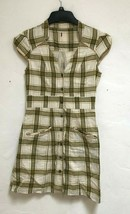 PO Free people Checkers Western Button dress XS - $27.87