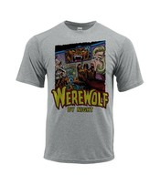 Werewolf By Night Dri Fit graphic T-shirt moisture wick superhero comic SPF tee image 2