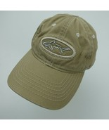 Greg Norman Beige Ball Cap Hat Adjustable Baseball - $13.85
