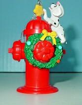 Fire Service Christmas Ornament - Disney 102 Dalmatians - Mint In Box - $8.06