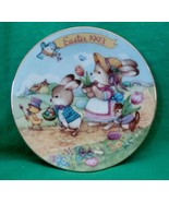 Avon Collectible Plate Easter 1993 Easter Parade - $6.99