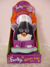 Original 1999 FURBY Sleepy Time Bed NRFB Never Removed from Box NEW - $79.99