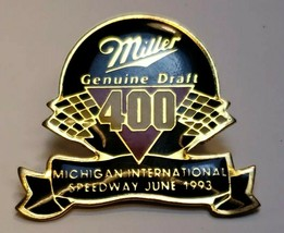 Michigan International Speedway Souvenir Pin Limited Edition 1 of Only 1000 - $11.30