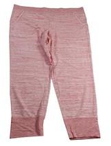 Alfani Pink Space-Dye Lounge Leggings 3XL (NWT $42.5)