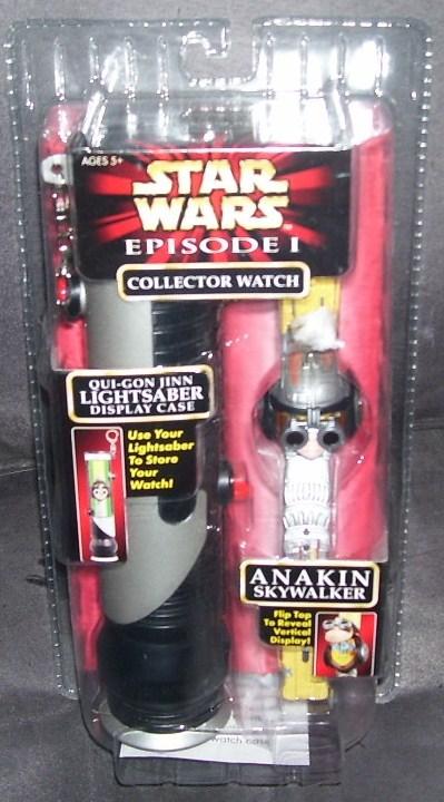 Star wars ep 1 anakin skywalker collector watch