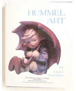 Hummel Art Hotchkiss book collecting price guide pottery figurines china - $16.00