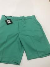 Mens Polo Ralph Lauren RLX Green Golf Shorts 34 NWT - $53.89
