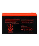 ExpertPower 12V 7 Amp EXP1270 Rechargeable Lead Acid Battery by Neptune - $17.99