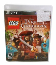 LEGO Pirates of the Caribbean Sony PlayStation 3 Complete Game Case Manu... - $23.20
