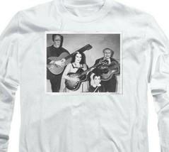 The Munsters family t-shirt retro comedy sitcom long sleeve graphic tee NBC793 image 2