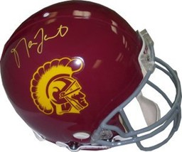 Matt Leinart signed USC Trojans Replica Helmet- Leinart Hologram - $168.95