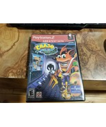 Crash Bandicoot Wrath of Cortex Game & CASE ONLY for Playstation 2 PS2 - $7.91