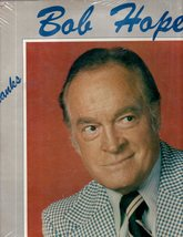 Bob Hope (LP Record) Thanks For the Holidays - $9.95