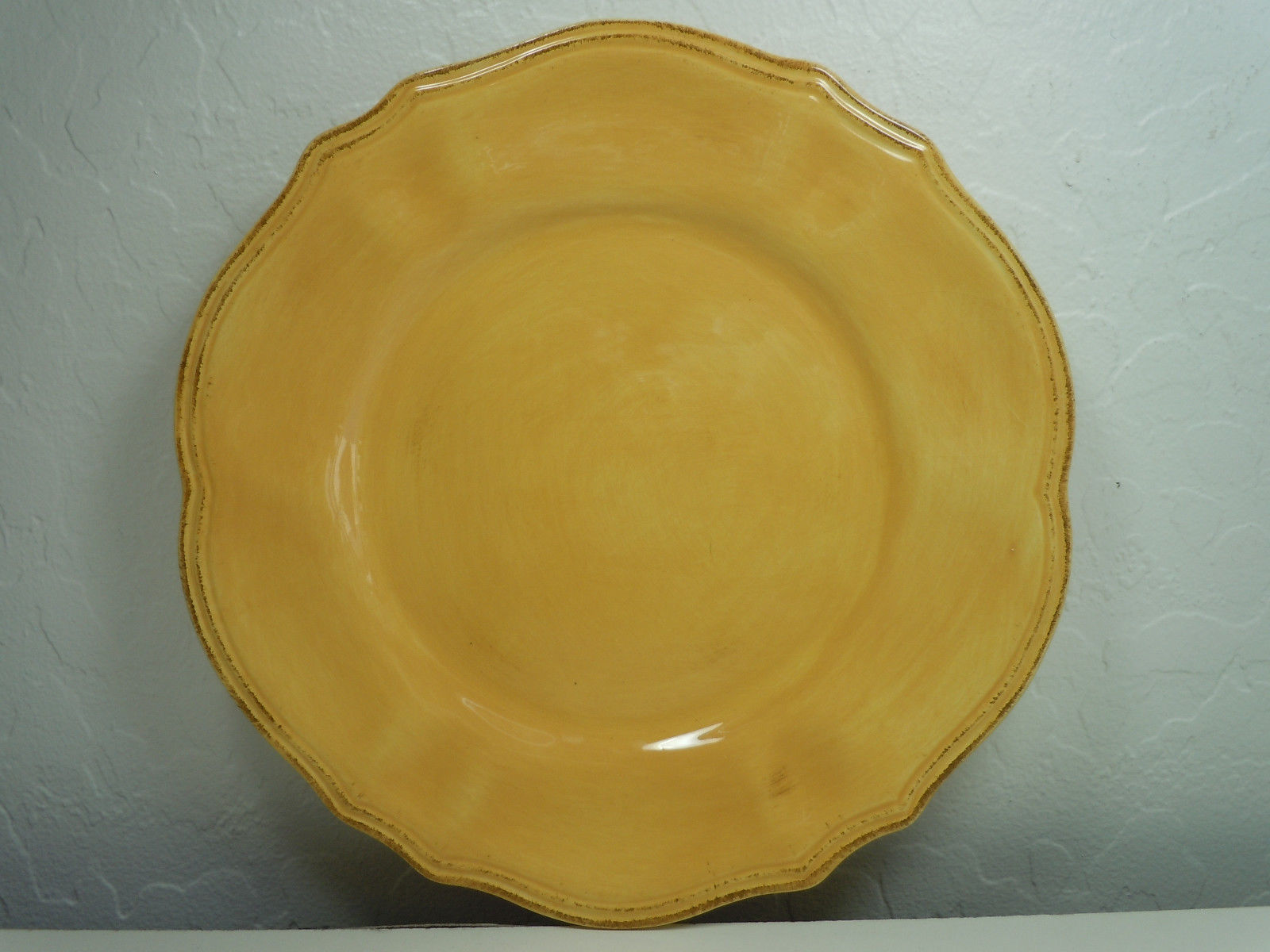 Primary image for Daniel Cremieux St Remy Golden Apricot Salad Plate