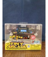 Pac-Man Arcade Game Table Top Edition New Sealed Bandai Pacman Tiny Tabl... - $19.79
