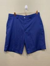 Callaway Blue/Purple Flat Front Stretch Golf Shorts Men's Size 36 - $29.69