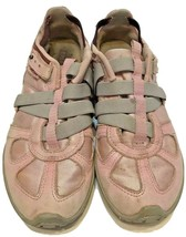 Diesel Women's Shoes Sneakers Tennis Shoes Suede Pink Clean sz 6 - $30.06