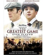 The Greatest Game Ever Played ( DVD ) - $1.98
