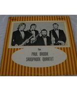 Paul Brodie Saxophone Quartet - LP - $9.50
