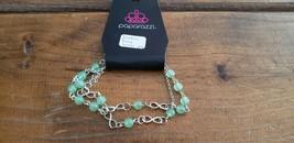 Paparazzi Bracelet (New) #513 Endless Envy Green - $7.61