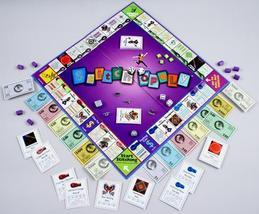 Stitchopoly board game cross stitch DMC - $27.00