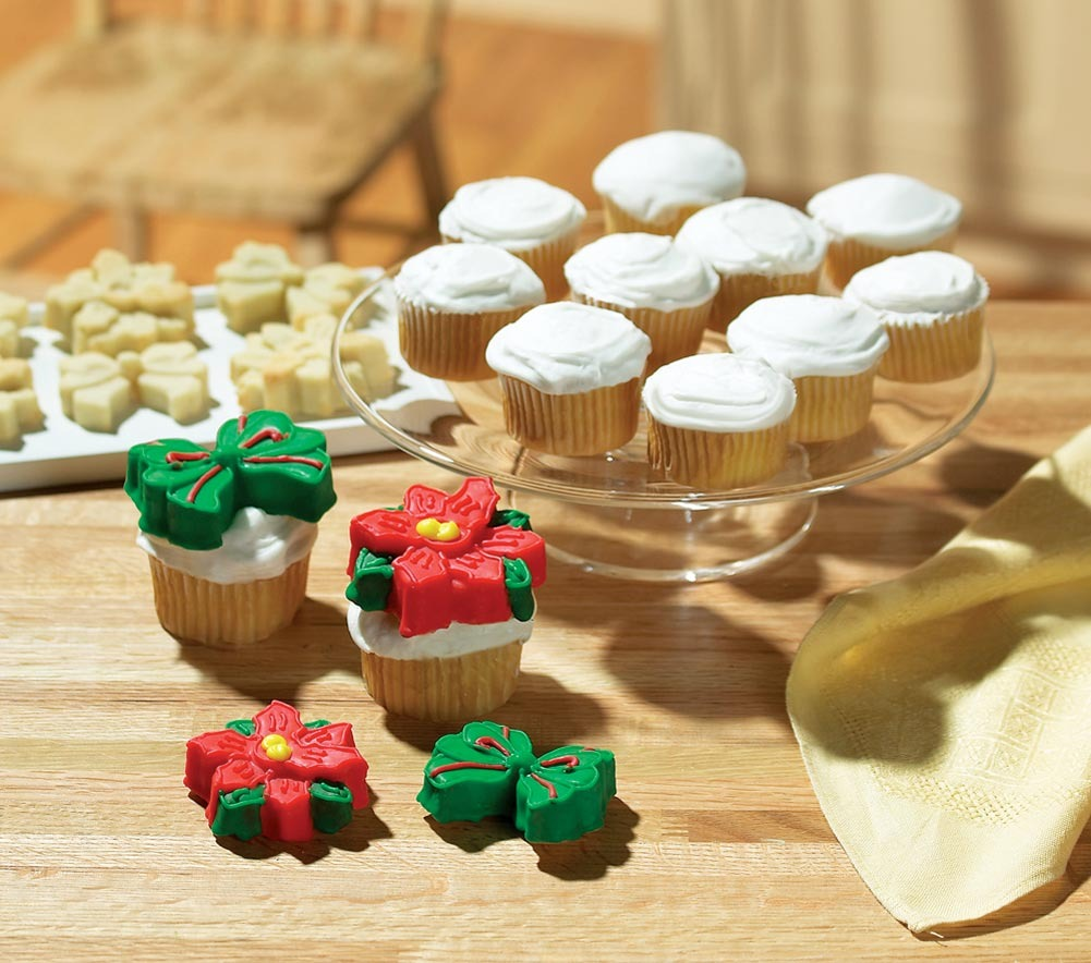 Holiday Silicone Baking Molds